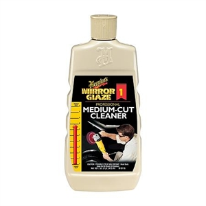 Meguiar's #1 Medium Cut Cleaner