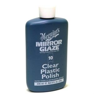 Meguiar's #10 Clear Plastic Polish