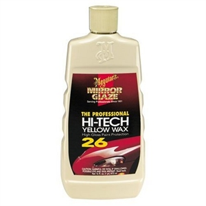Meguiar's #26 Hi-Tech Yellow Wax