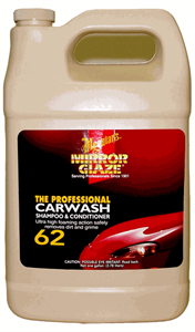 Meguiar's #62 Carwash Shampoo & Conditioner